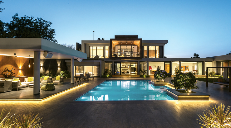 Five Architecture And Design Firms Decode Luxury Homes In Contemporary India Architectandinteriorsindia