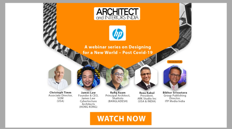 Webinar: From Pandemonium to Profitability | Architect and Interiors India