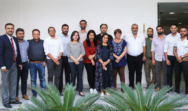 IGen Design Dialogue, Rajesh Mehra, Jaquar, Jaquar Group, IGen, Bhiwadi, Bath fittings, Yatin Pandya, FOOTPRINTS EARTH