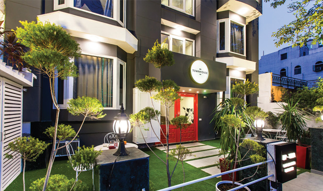 As a concept, the OYO Townhouse blends seamlessly into the neighbourhood.