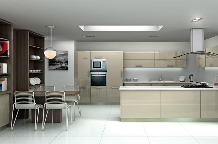 Contemporary Kitchens Incorporate Simple And Sleek Design Architectandinteriorsindia