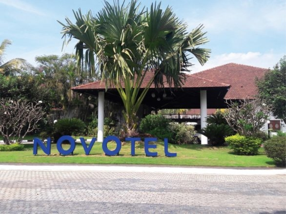 Dona Sylvia, now rebranded as Novotel Goa Dona Sylvia, has added modern refurbishments while staying true to its traditional essence.