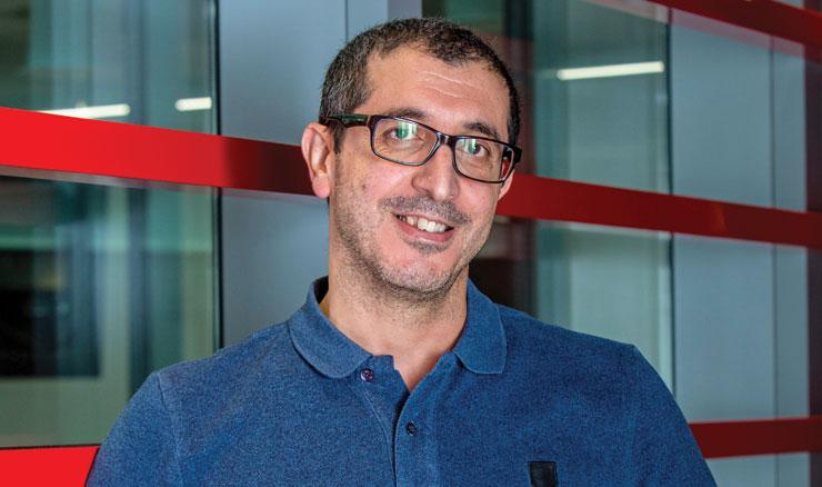 Architect Samer Touqan.