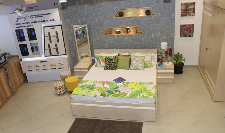The newly introduced retail concept 'One Godrej' will allow consumers to experience the entire gamut of home solutions from Godrej & Boyce.