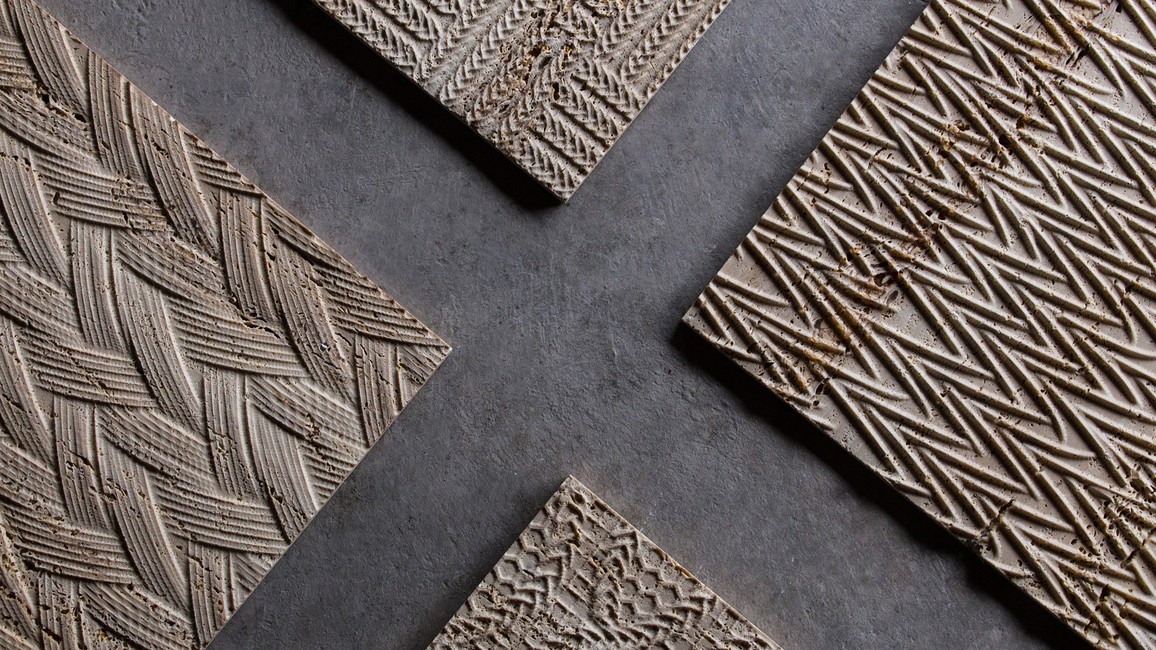 Topstona offers intricately-carved luxury wall tiles and modern-day claddings.