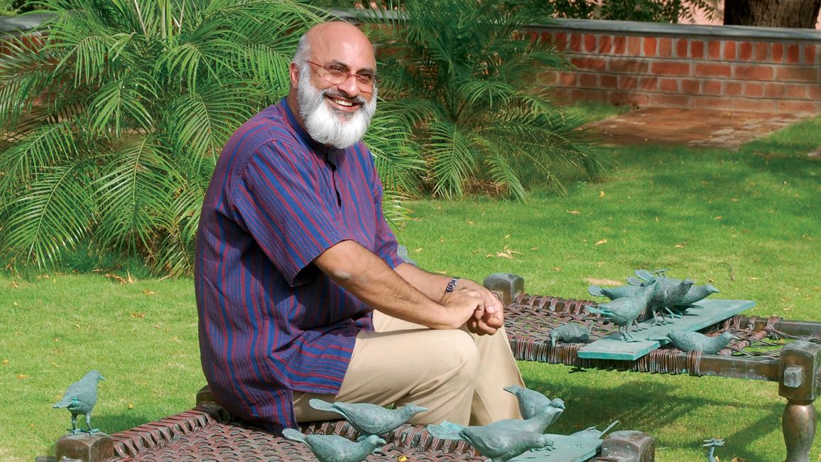 Architect Karan Grover.