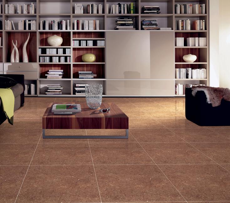 Cairo Brown tiles from RAK CERAMICS.