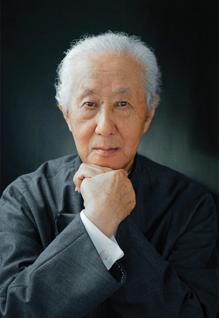 Arata Isozaki.