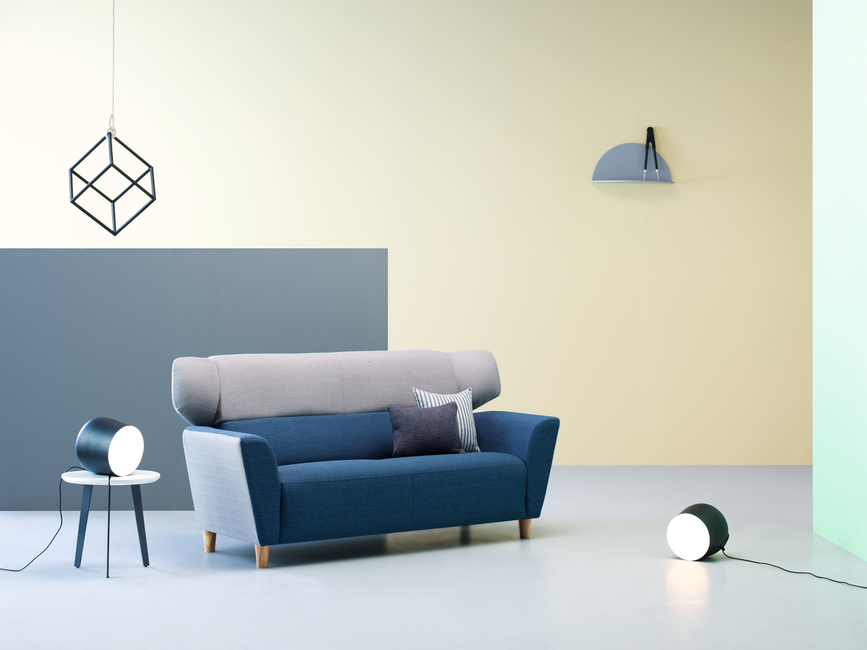 Harbor Sofa by Script.
