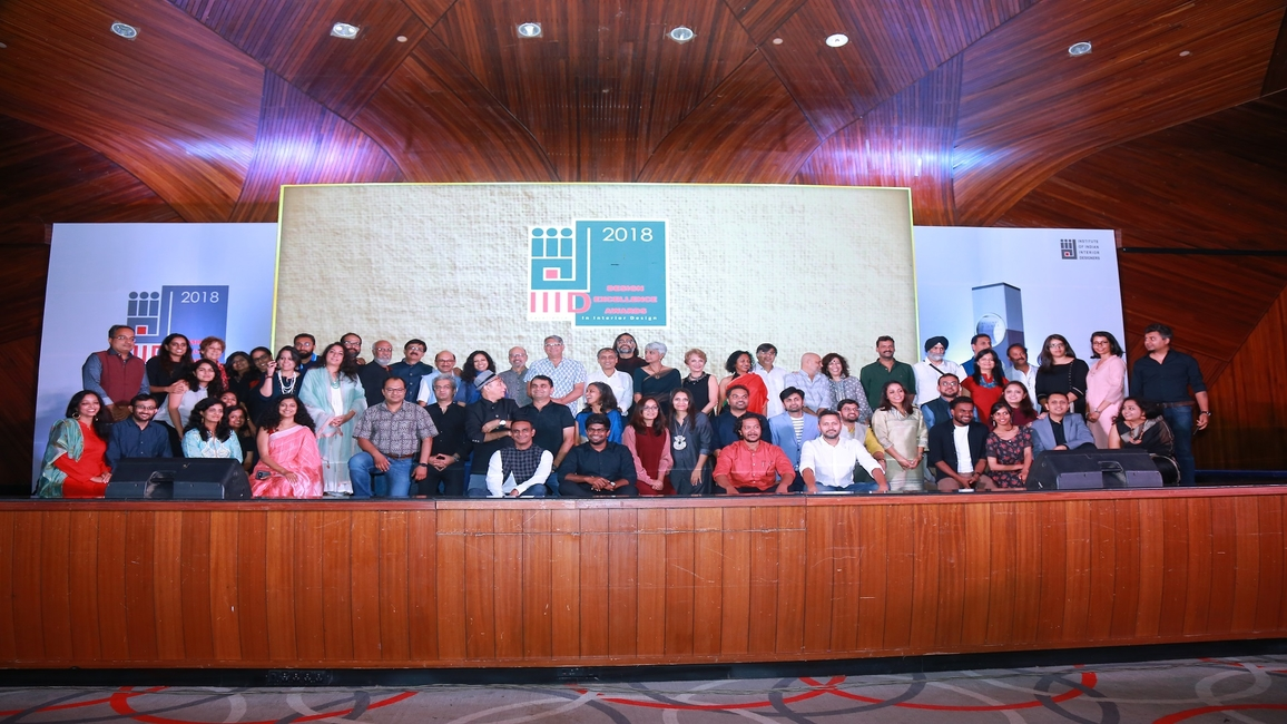 The finale of the IIID Design Excellence Awards 2018 was held just a day before the closing of the Kochi Biennale this year