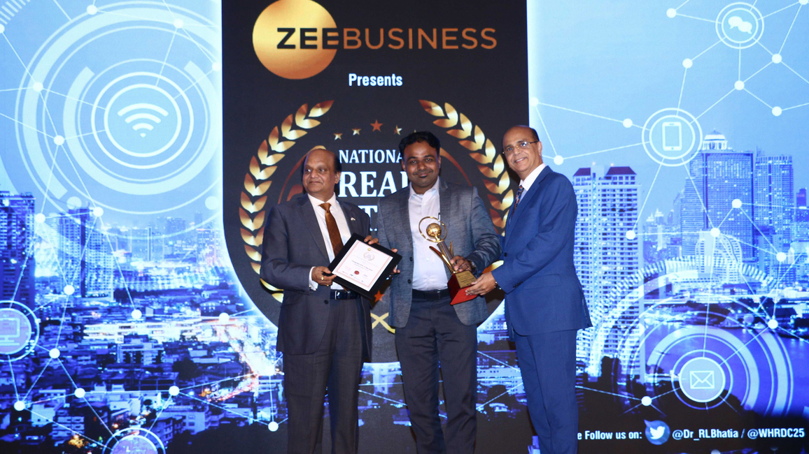 Casagrand ECR 14 Signature bagged the Best Luxury Residential Project award at Zee Business National Real Estate Leadership Congress and Awards 2019
