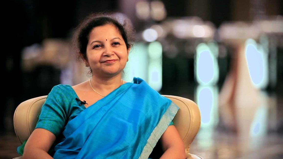Mili Majumdar, managing director of Green Business Certification Institute Pvt Ltd, India and senior vice president, USGBC