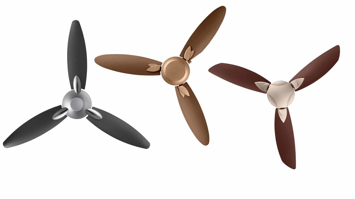 Usha Bloom, Fans, Zindagi Khil Uthegi, Flowers, Daffodil, Primrose, Magnolia, Dahlia, Lily, Pranav Malhotra, Usha International Ltd, The Bloom series, 4-blade fans, Sandeep Tiwari, Ceiling fans