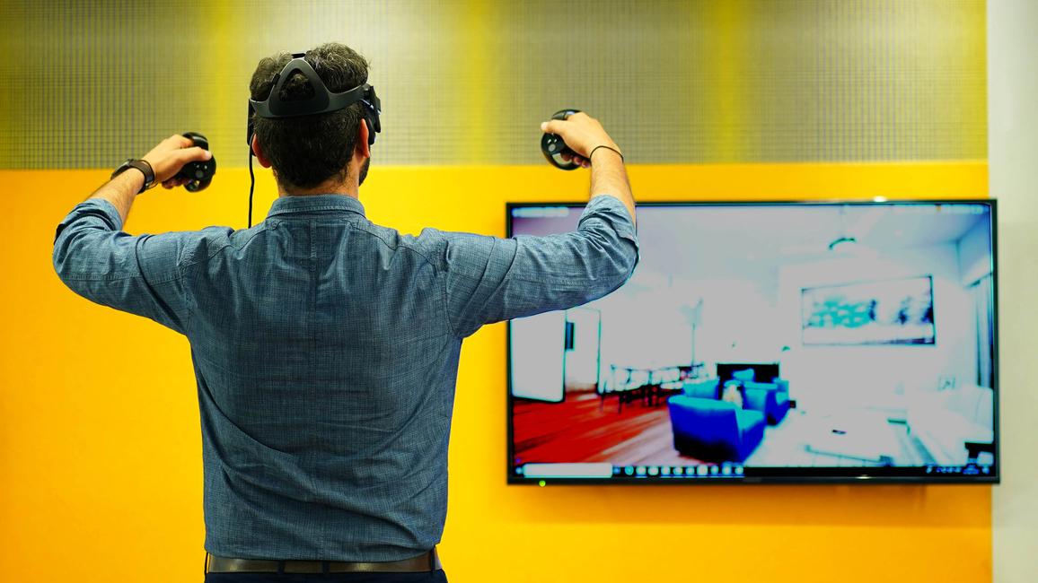 Trezi, Communication, Building industry, Trezi 1.8, Sketchup, Rhino, Autodesk, Revit, SmartVizX, Virtual reality, Gautam Tewari, Tithi