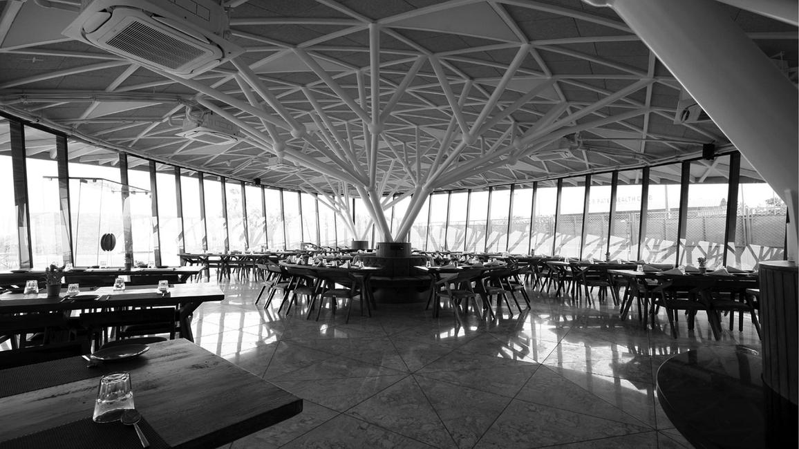 Pavilion in Surat by Van Sthapati Associates