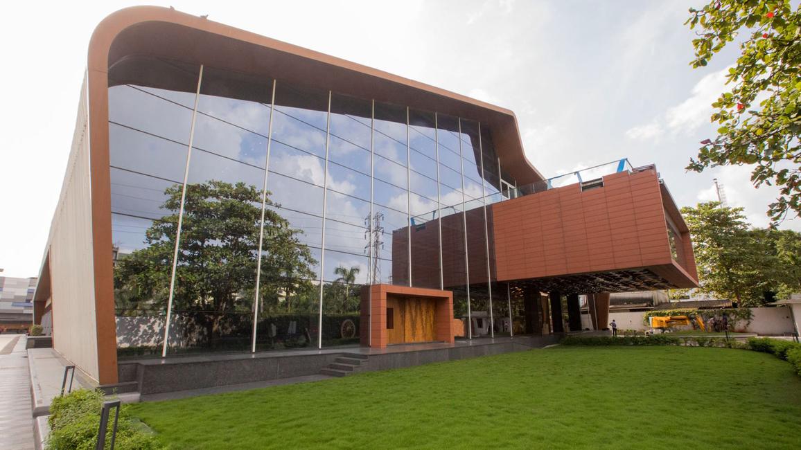 The Narsi Group factory at Navi Mumbai