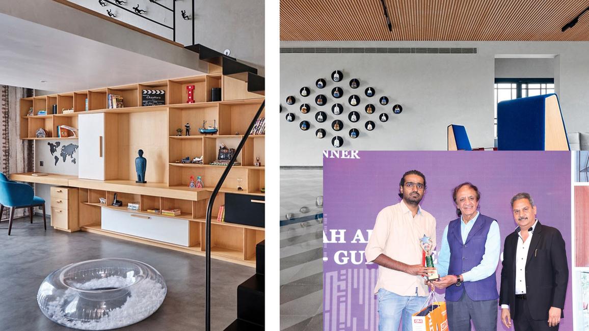 Gupta Residence in Hosur, designed by Farah Ahmed of FADD Studio
