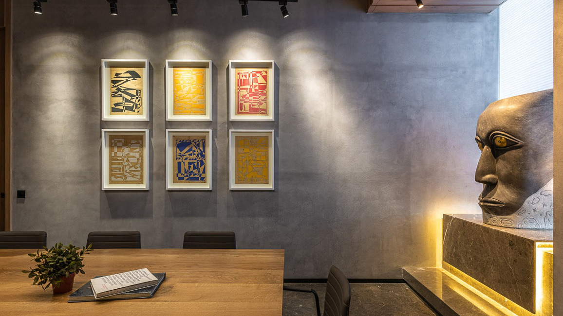 CONCRETE FINISHES, Super Surfaces, Micro topping, Venetian Plasters, HAUTE ART, Concrete, SuperSurfaces, Minimal aesthetics, Impeccable design, Masterpiece