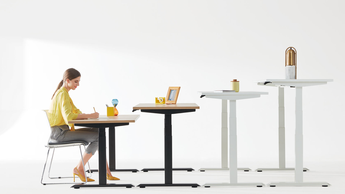 Sunon, Sunon furniture, Aveza, H'UP office chairs, Height Adjustable Table, Office furniture, Modern office furniture, German design studio, Claudio Bellini, Health conscious  work  environment, Work environment