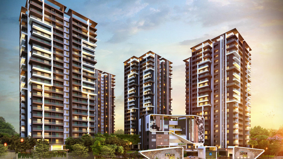 Aparna Constructions, LUXURY PORTFOLIO, Rakesh Reddy, Aparna Constructions and Estates, Kondapur, Community Project, Estates Private Limited, Multi-Purpose Hall and Super Market, Aparna Luxor Park Clubhouse, Pharmacy, Guest Rooms