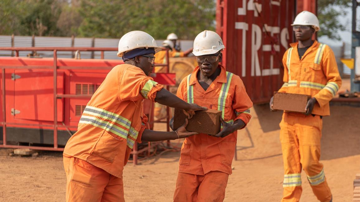 LafargeHolcim, Ivory Coast, Miljan Gutovic, Durabric, Building materials, Building materials and solutions, Lilongwe, Blantyre, 14Trees