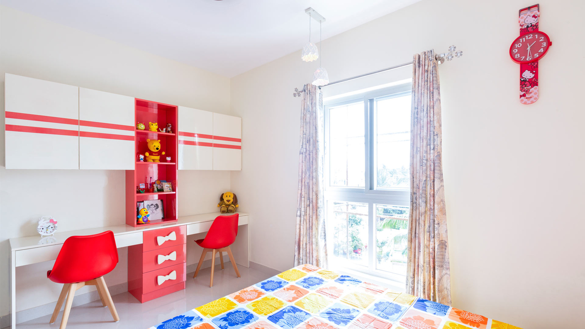 Gita Ramanan, Design Café, Children's Room Décor, Child's personality, Impact  Child's  personality, Changing personalities, Self-sufficient and responsible  Children, Room Décor, Impact  of  Room  Décor