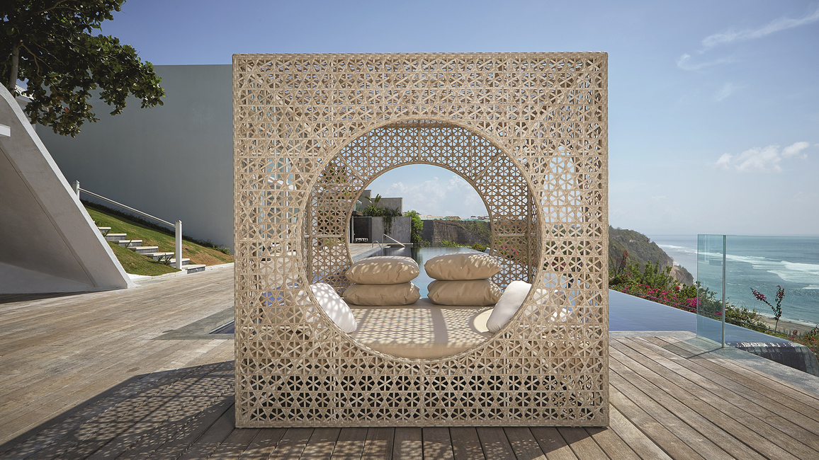 Picture of: Relax The Spanish Way With The New Daybed Collection By World Bazaar Architectandinteriorsindia