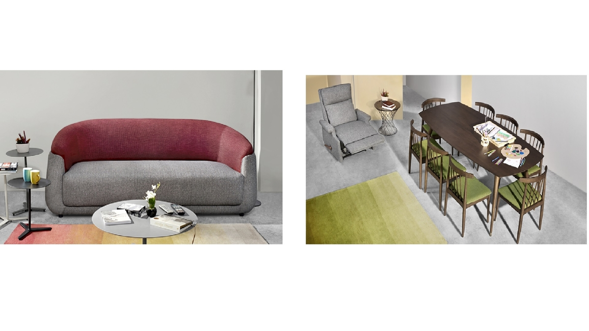 Script, Nagabhushan Hedge, Godrej & Boyce, Home decor, Freedom of Living, Millennial Way, Lagoon Single bed, Multi-functional bed, Cocoon Sofa, Minimalist design, Spruce Dining Table, Dining table, Dome Easy Chair, Easy Chair
