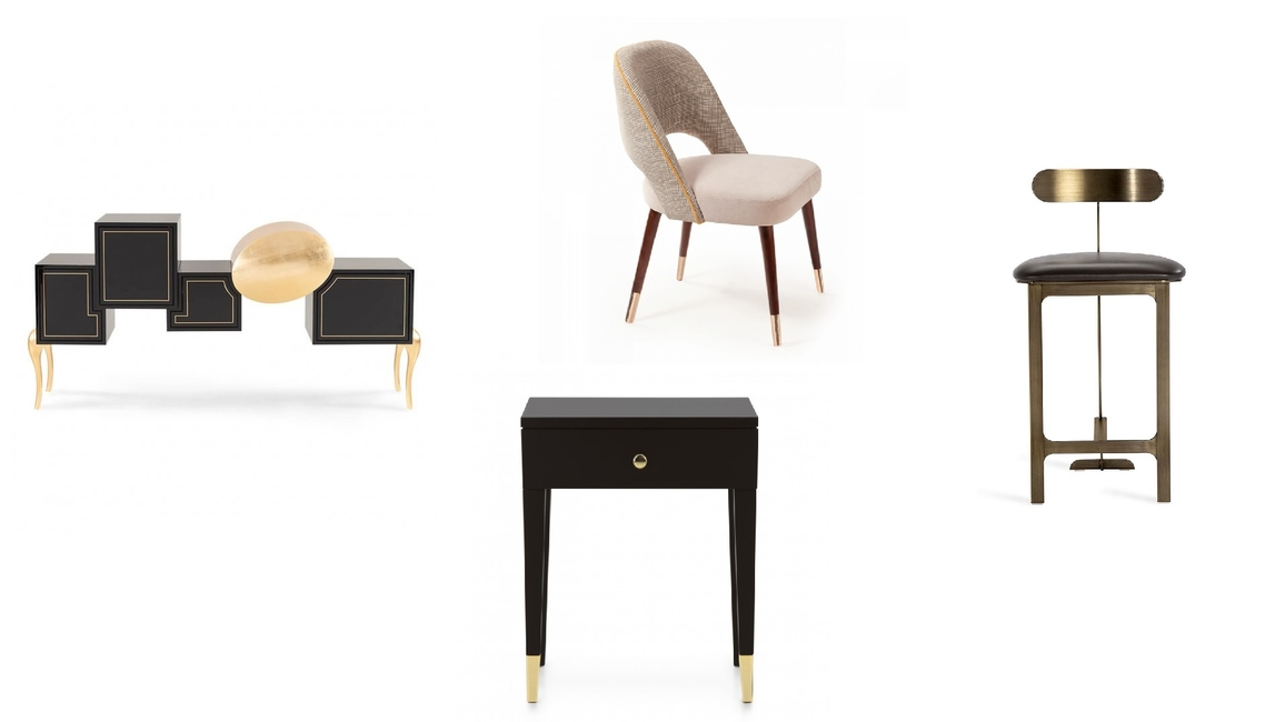 Essentia Environments, Signature Pieces of furniture, Signature Pieces, Essentia Environment, Interior spaces, Radical designs, Luxury materials, Chic chair, Upholstered, Furniture, Glamour