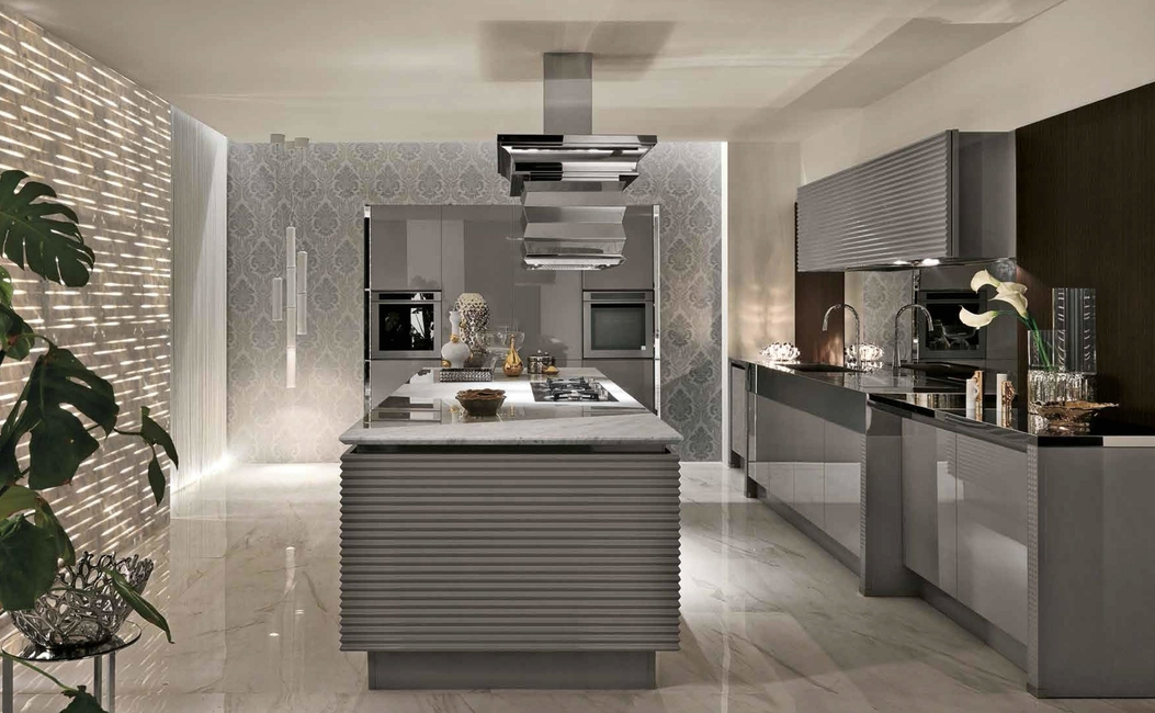 Aster Cucine, Luxury home, Aster Cucine's Luxury Glam kitchen collection, Luxury Glam, Glossy surfaces, Ashok Basoya, Ottimo, Studio apartments, Kitchen appliances, Home automation, Sofas, Beds, Kitchens, Magical collection, Home and kitchen