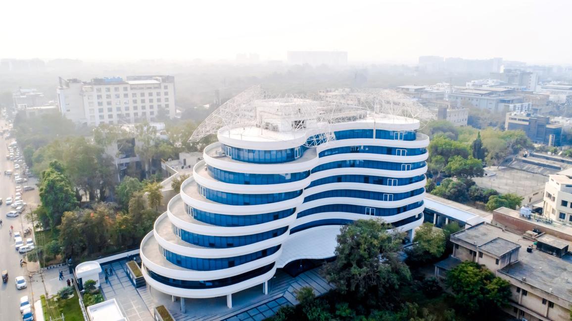 Gulf Adiba, New Delhi, Vaastu-compliant, Design Forum International, Udyog Vihar Phase