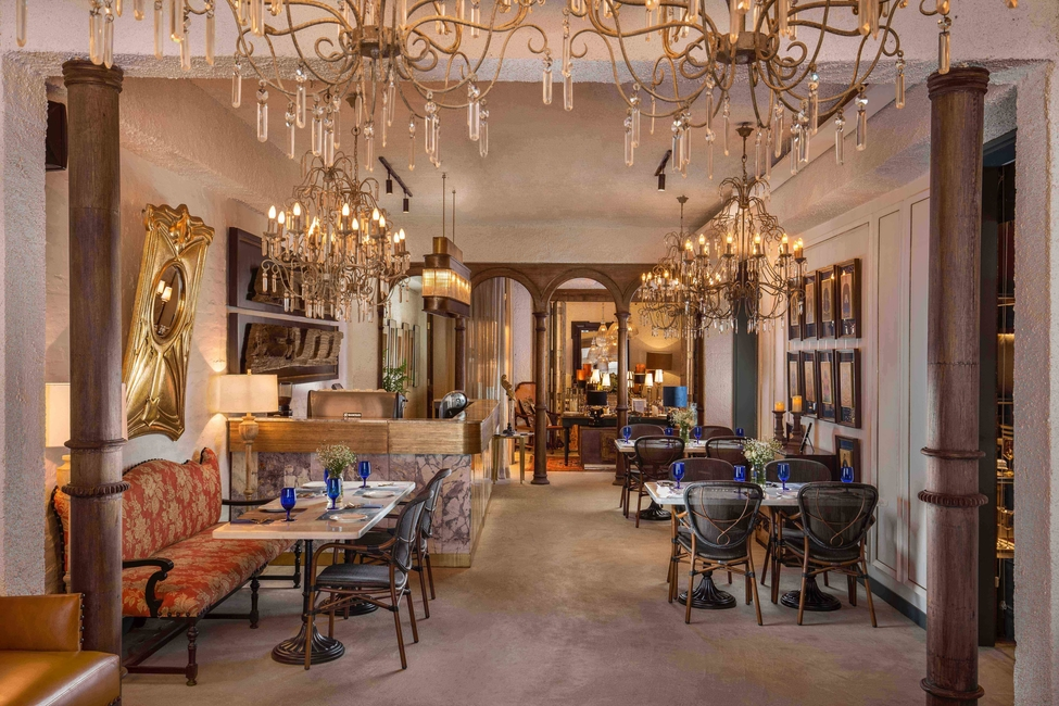 Beyond Designs, Beyond Designs Home, Bistro, The Delhi Design District, Sultanpur, Luxe high tea menu, Luxe high tea menu and beverages, Floral fabric, Eclectic accessories, Modern European cuisine, Contemporary to classic, Contemporary, Beyond Designs Home And Bistro