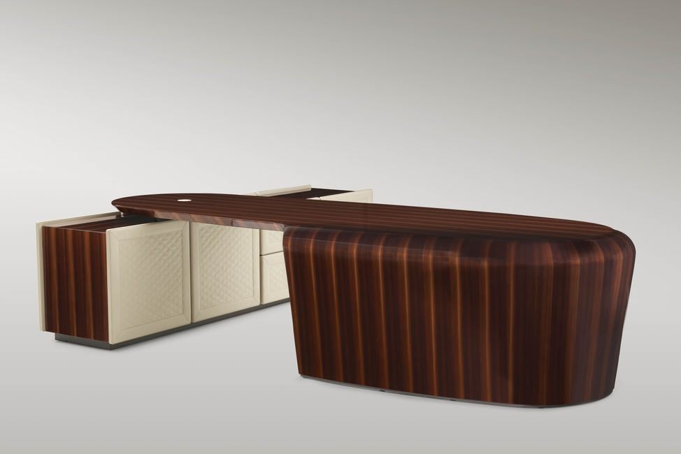 Bentley Home, Seetu Kohli Home, Office chair, Office writing desk, Conference chair, President writing desk, Elle office chair