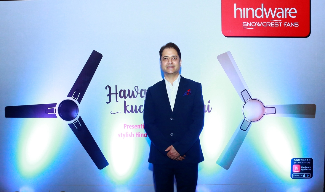 Hindware Appliances, Somany Home Innovation Limited, Ceiling fans, Consumer products, Dust resistant fans