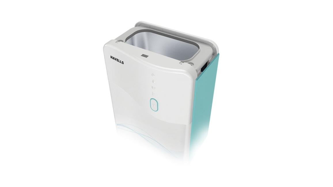 Havells India, Delite Alkaline Water Purifier, Eco-friendly water purifier, RO & UV water purifier, Alkaline water, Water dispensation