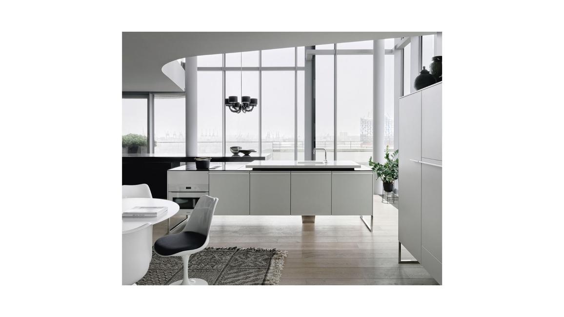 Poggenpohl, Plüsch, Venovo, Sören Jungclaus, Mathias Knigge, Free standing kitchens, Island kitchens, German kitchen design