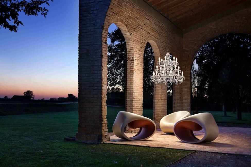 Masiero, Sources Unlimited, DRYLIGHT technology, Venetian chandeliers, Vintage lighting fixtures, Outdoor lighting fixtures, Lighting fixtures