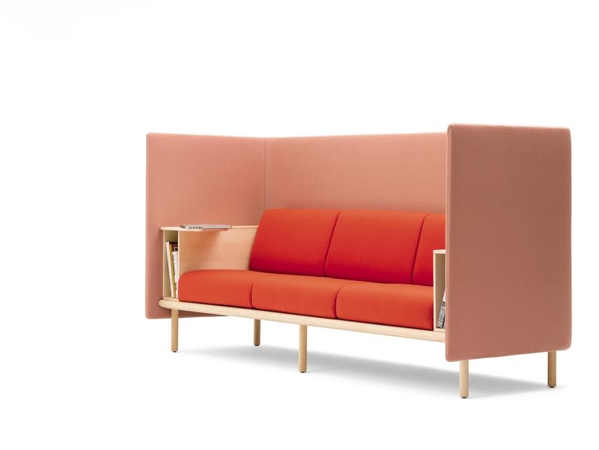 Plüsch, Cor Lab, Floater, Pauline Deltour, Drop, Office furniture, WFH