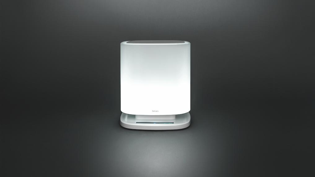 Bellaria, Falmec, Marco Zito, Air Purifier, Murano glass, Luminotherapy, University of Padua