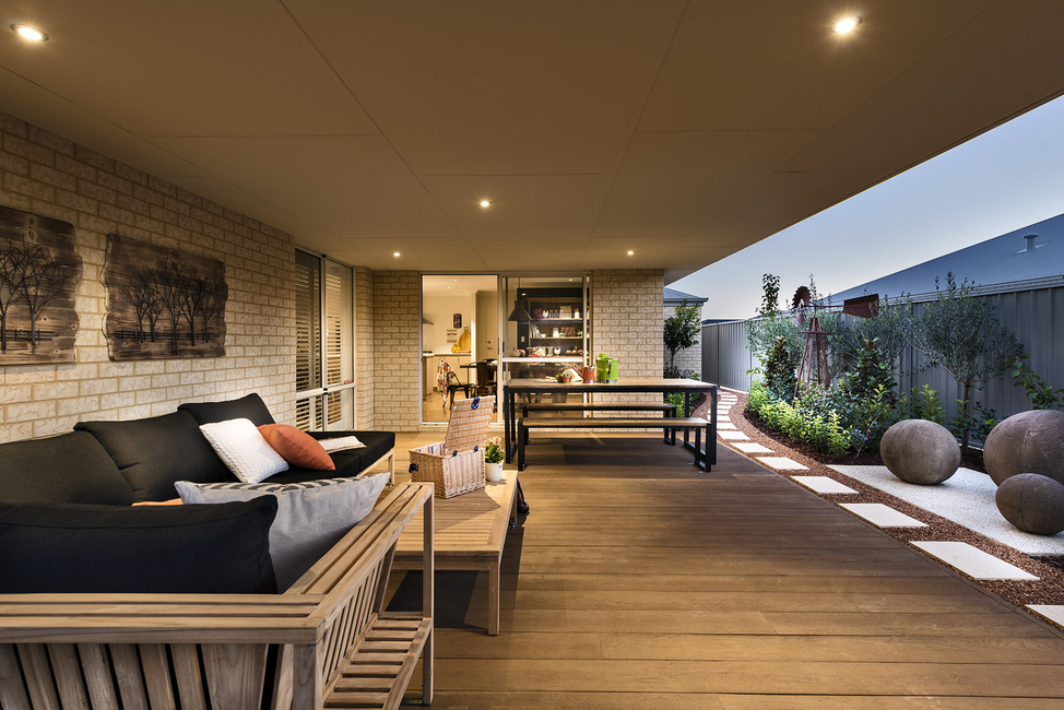 Millboard, Span Floors, Composite Decking, Monsoons, Contemporary, Real wood timber