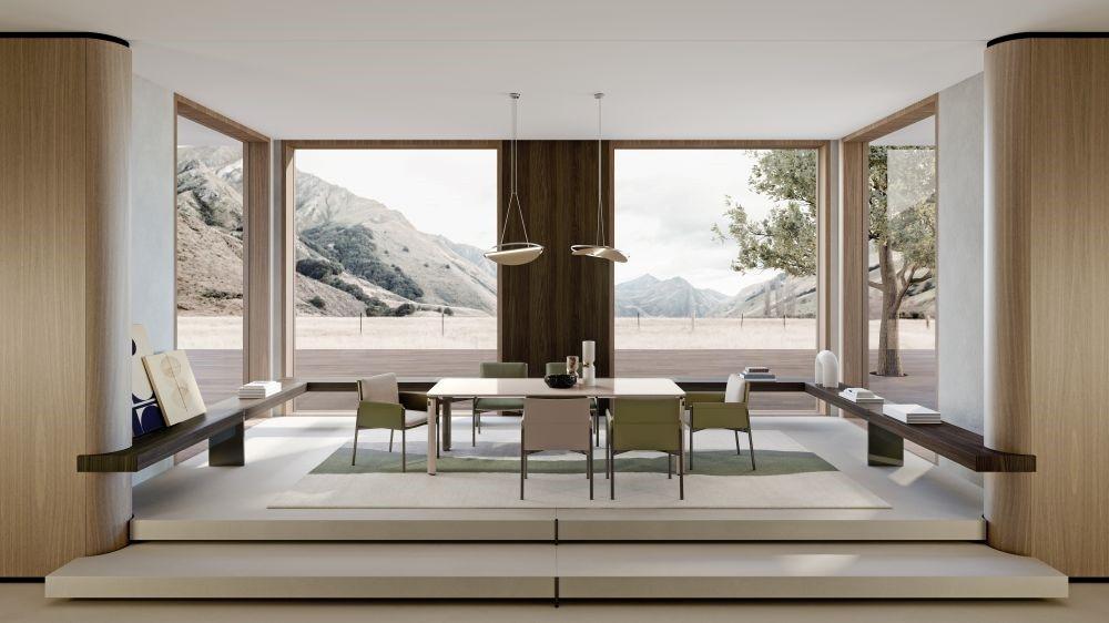 Salone del Mobile 2020, Zenit, Zero Collection, First Manifesto of Spatialism, Turri, Agostino Bonalumi, Lucio Fontana, Andrea Bonini, Contemporary furniture