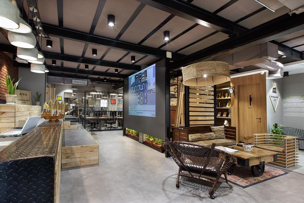Architect Vistasp & Associates, AVA 2.0 studio, Architecture Studio, Office design, Conference room designs