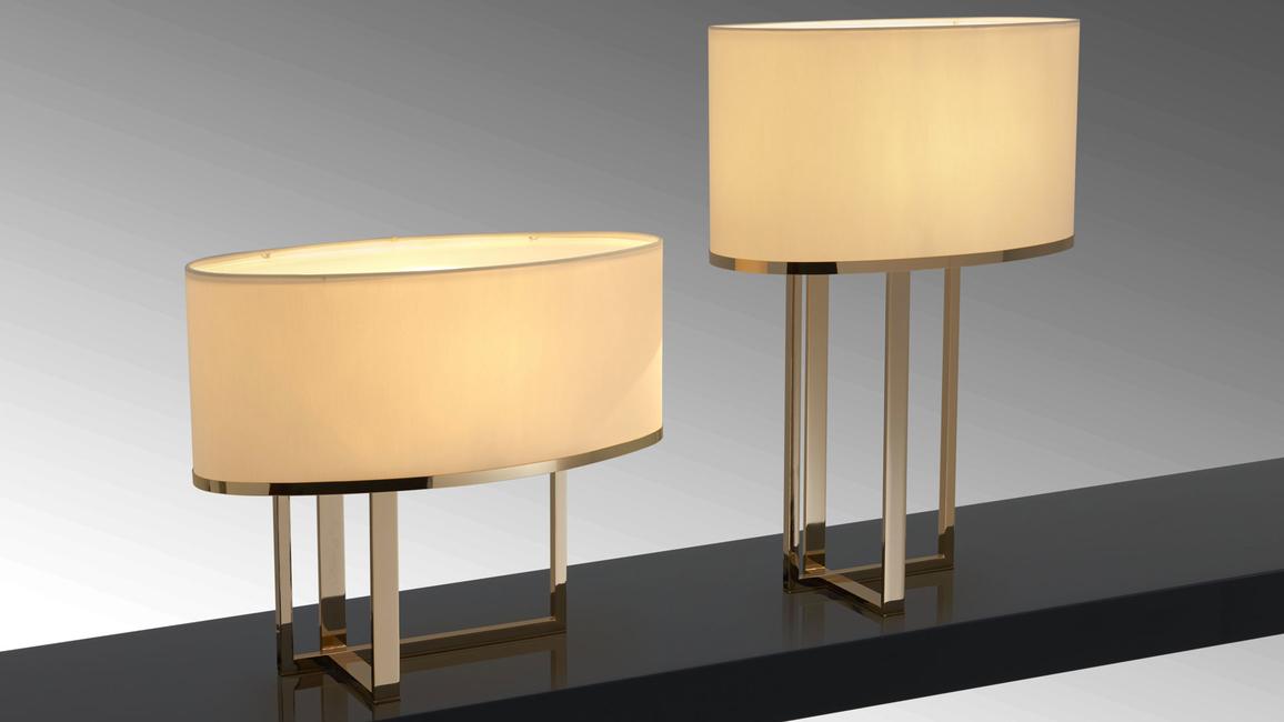 Fendi Casa Launches Infinity, Infinity Table Lamp