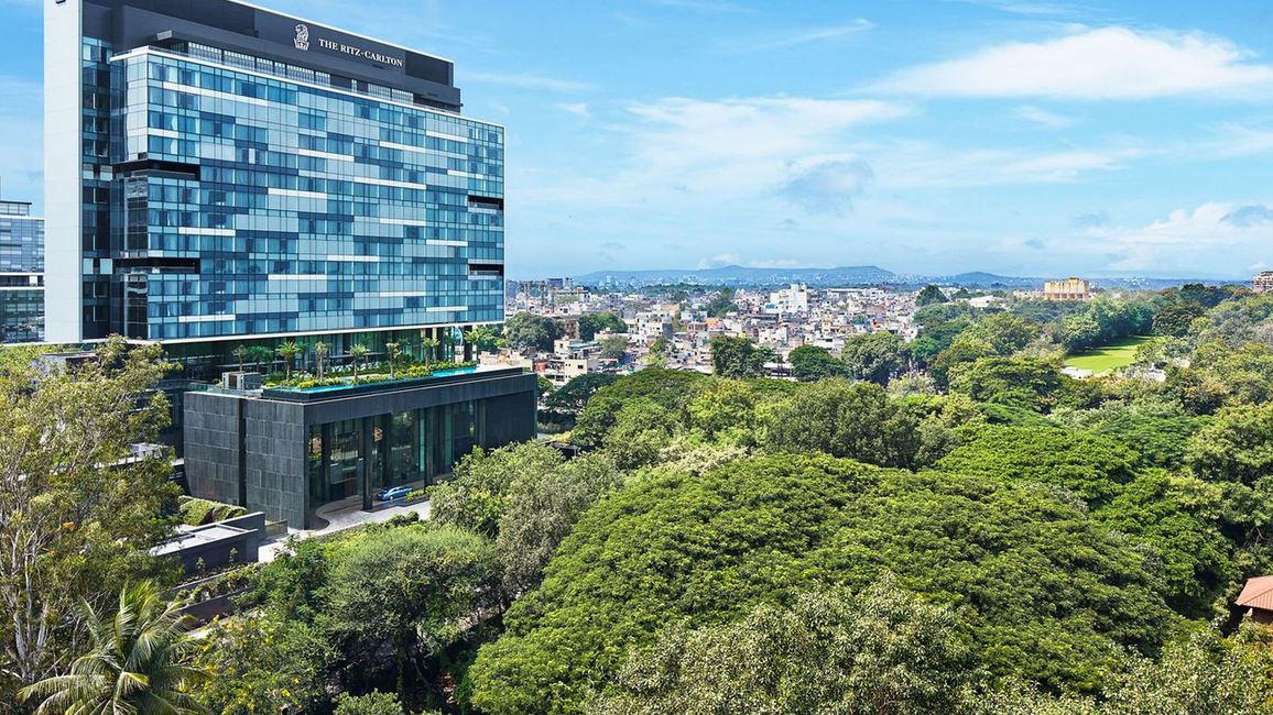 Luxury décor, Luxury hotels, Ritz Carlton, Pune, Hotel automation, Hotel lighting, Anusha Technovision, Homeworks QS systems, Home automation systems