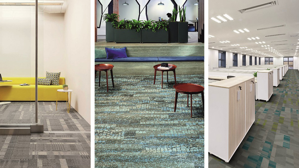Shaw Contract, Launch, India In Stock Programme, Delivery speed, Flooring design, Interior designers, Carpet tiles, Hard surface products