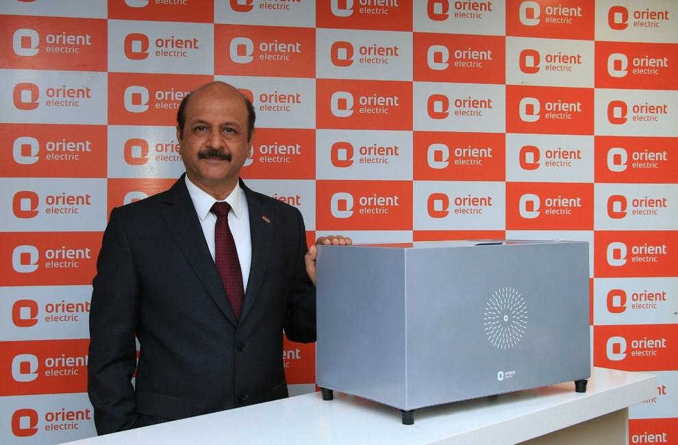 Orient Electric Limited, Orient UV Sanitech, Disinfecting machine, Sanitisation machine, Home appliances