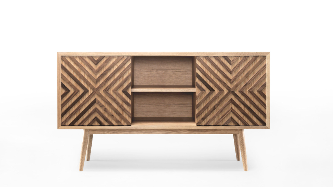 Wewood, Wewood - Portuguese Joinery, Casanova sideboard, TV Cabinet, Solid wood furniture, Oak furniture, Walnut cabinet