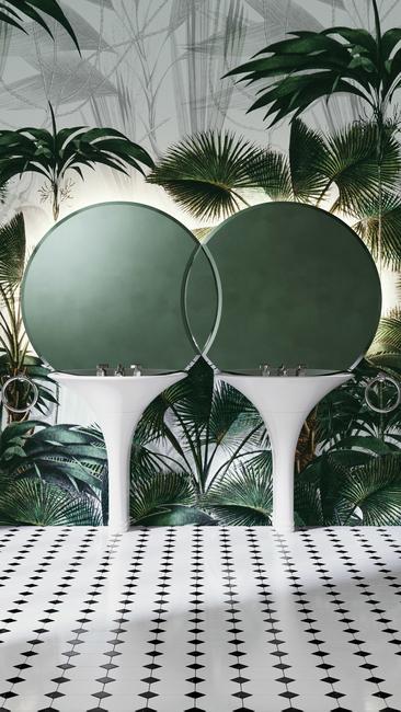Devon & Devon, Massimo Iosa Ghini, Double Kalos, Wash basins, Bathroom Design, Bath products