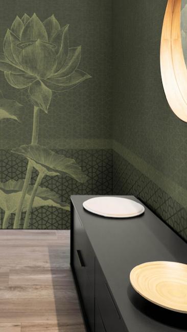 WallPepper/Group, New Wallsilk Antibacterial, Antibacterial coating, Wall coverings