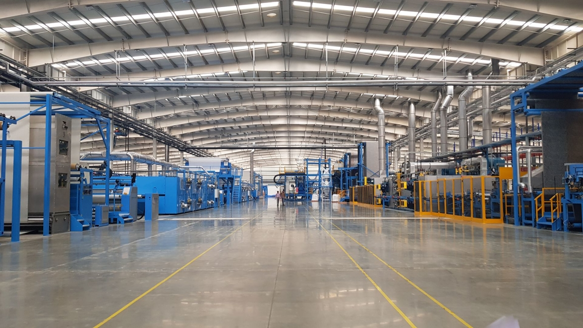 Welspun group, Welspun flooring, Manufacturing facility, Green facility, Sustainable manufacturing, Zero Landfill Company, Zero waste facility, Carbon neutral project